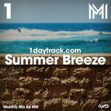 Monthly Mix June '17   MM - Summer Breeze   1daytrack.com