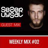 Mehmet Gulec - Weekly Mix 02 w/ Sezer Uysal Guest Mix