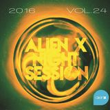 ALIEN X NIGHT SESSION 2016 vol. 24