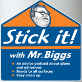 Stick It #005 - Moldable Glue and Salted Plywood