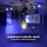 Kazimour live @ E-Szilveszter | 20161231