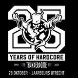Thunderdome 25 years of hardcore  — with Amada