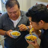 Pancit Canton with Chef King Phojanakong