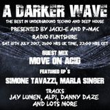 #126 Darker Wave 15-08-2017 (guest mix Move on Acid, featured EPs Marla Singer, Simone Tavazzi)