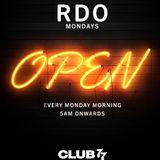RDO Mondays