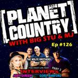 #126 - Crazy Life Interviews: Jody Direen + Gord Bamford + Wolfe Brothers