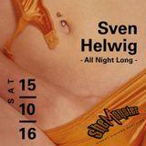 Shemonster Vintage X Sven Helwig @ Kurzbar 15.10.16