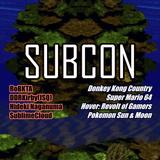 SUBCON 57 DKC SM64 JSRF PKMN EDM