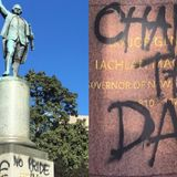 Clover Moore condemns colonial statue graffiti, says further consultation with community needed