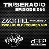 TribeRadio 066 - Zack Hill