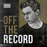 Hardwell On Air - Off The Record 037