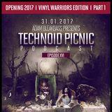Adam BleakBass Presents : Technoid Picnic Podcast | Episode XVI : Vlad Kamen