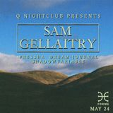 Forms: Sam Gellaitry Opening Set @ Q Nightclub