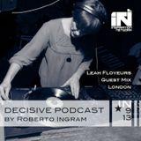 Leah Floyeurs - Decisive Podcast Guest Series