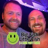 Live at Big Fish Little Fish Glasgow September 2017