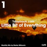 Monthly Mix February '17 | Marko Milicevic - Little Bit of Everything | 1daytrack.com