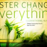 Easter Changes Everything - Audio