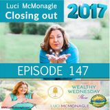 Closing out 2017 with Luci McMonagle