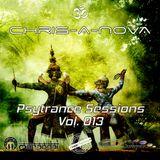 Chris-A-Nova's Psytrance Sessions Vol. 013 (08.2017)