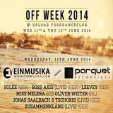 Solee LIVE @ Off Sonar, Barcelona (June 2014)