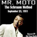 Mr. IA Moto - The Schraum Method (09-23-51)