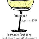 DJ Jeremy Live @ Barndiva Fete Blanc Party - August 2017