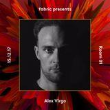 Alex Virgo fabric Presents Promo Mix