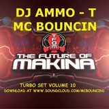 DJ Ammo T & MC Bouncin D- Project Production Turbo Set Volume 10