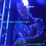 InsomniaFM MOVING ENERGY 051 (JUL 2017)
