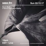 Dxrk Mxttr w/ Spencer Blake & Rebel AAliance on @WAXXFM Sun 03.12.17