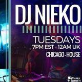 House Music Tuesday's with @therealdjnieko On @HushFMRadio (6/13/17)
