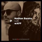 wAFF X Nathan Barato - Ultra Miami 2017 - Day 3 (BE-AT.TV)