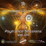 Chris-A-Nova's Psytrance Sessions Vol. 011 (07.2017)