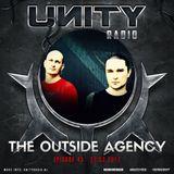 UNITY RADIO Episode #43 The Outside Agency (23-02-2017)