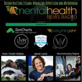 Deconstructing Stigma: Jamie Lenis on Managing Depression and Motherhood