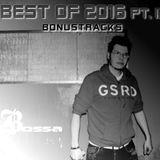 Best of 2016 - part III - Bonustracks