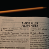 Filipenses 3: 12-16. Los ojos en la meta.  - Audio