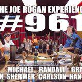 #961 - Graham Hancock, Randall Carlson & Michael Shermer