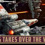 Episode 132: X-Wing Geekery with The Mole Men!