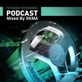 Episode 52 - Sept 2016 - Technique Podcast - Mixed By SKMA