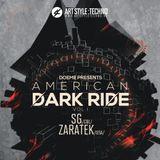 Doeme Presents : American Dark Ride Vol 1 : SG(Santiago Gallego)