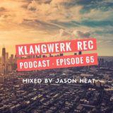 Klangwerk Radio Show - EP065 - JASON HEAT