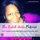 Candid conversation with author Danielle Allen