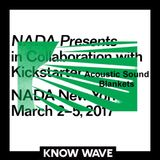 Nada Presents : Acoustic Sound Blankets, A performance by BASEERA KHAN - March 5th, 2017
