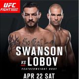 UFC Fight Night Nashville and NBA Playoff Chatter
