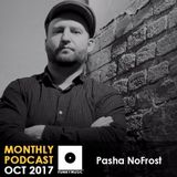 Funkymusic Monthly Podcast, Oct 2017 - Pasha NoFrost