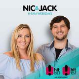 The Nic & Jack Show Tuesday 5/Dec/2017