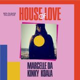 Marcelle da Kinky Koala live at House of Love (12.08.17) @ Loftus Hall Berlin