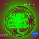 ALIEN X NIGHT SESSION 2017 - VOL. 27 - SPRING EDITION