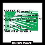 Nada Presents: Contemporary Drag: Baby Tea Tyler Ashley and Theda Hammel - March 5th, 2017